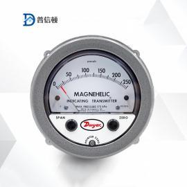 Dwyer美国德威尔605差压变送器差压传感器报警表微压差指针