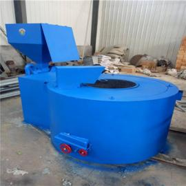生物质压块颗粒熔铝炉 坩埚式废铝熔化炉 制作商