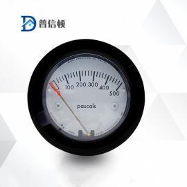 Dwyer美国德威尔2-5000迷你指针微差压压差表微压表压力表气压表