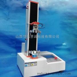 触屏单柱拉力强度试验机