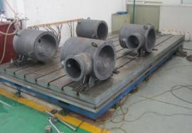 消除铸件中残余热应力的方法效果