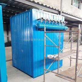 金泰环保DMC96袋100袋脉冲单机除尘器带保温