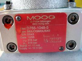 纯进口优势MOOG D633-7235