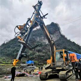 钻机 潜孔钻机 挖改钻机 液压凿岩钻机