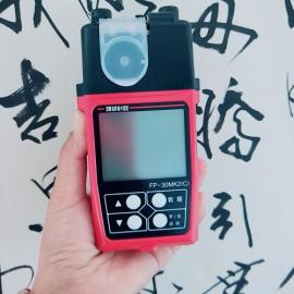 老爸评测用日本理研FP-30MK2(C)甲醛检测仪做甲醛仪漂流