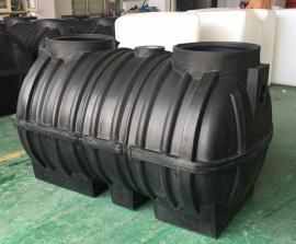 辽 宁1.5立方滚塑一次成型化粪池三格化粪池农村改造化粪池