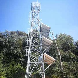 尚能 太阳能离网发电系统- 森林防火监控