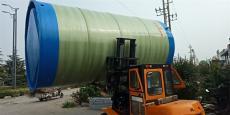 地埋式一体化污水提升泵站安全又方便