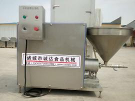 诸城诚达生产全自动鱼豆腐机械