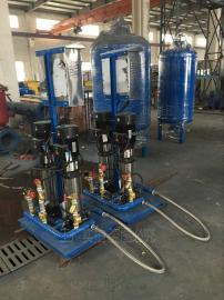 中央空调系统定压补水排气装置
