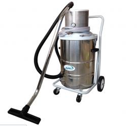 阿尔特防爆工业吸尘器AS-EX60 吸镁粉铝粉用气动吸尘器