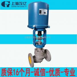 ZDLJP-40C-DN25 AC220V ZDLP-16C DN125蒸汽电动高温调节阀