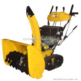 万富大众扫雪机 清雪机 扫雪机 小型抛雪机 FH富华清雪机