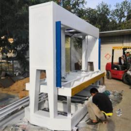 木工机械 50吨木工压板机 复合板材压料机 液压式冷压机