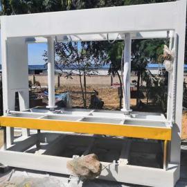 【正立液压式冷压机】木工板材冷压机木工设备支持定做