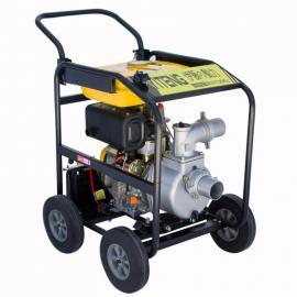 3寸电启动柴油机水泵YT30DPE-2