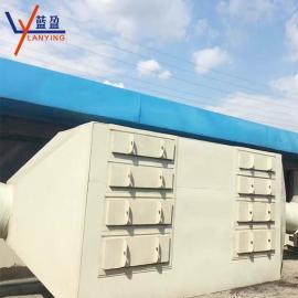 专属定制废气吸附装置 过滤处理设备 活性炭漆雾处理吸附塔