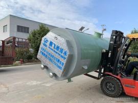 工厂排雨水一体化提升泵站
