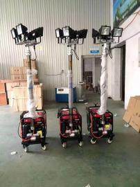 全方位自动大型移动照明车电厂sfw6110B应急抢修工作灯