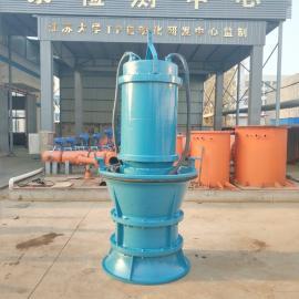 德能泵业-潜水轴流泵
