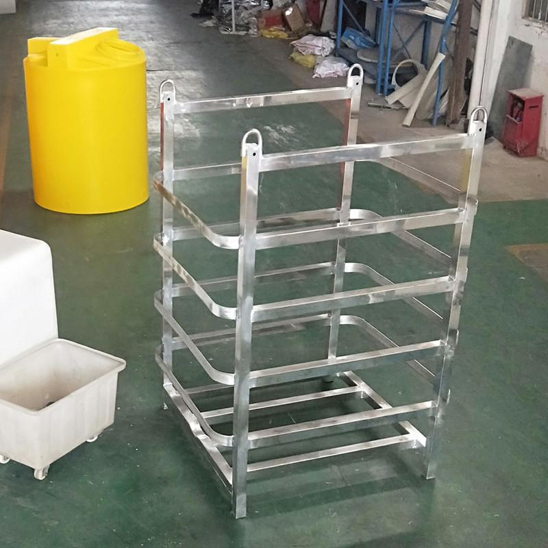 江 门1500L定制周转桶化工吨桶塑料吨桶可堆码