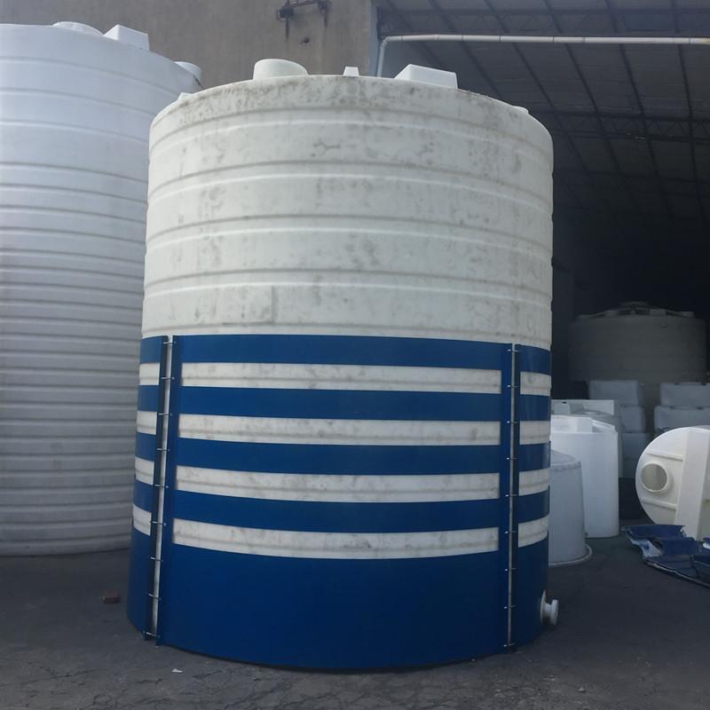 嘉 兴30T 化工储罐耐酸碱储罐电镀废水储罐滚塑一次成型