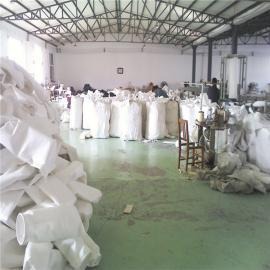 高温浸渍PTFFE覆膜除尘布袋滤料工艺流程