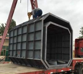 生产 【水泥化粪池钢模具】 供货到需方指定地点