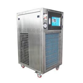 不锈钢冷水机QX-2A青金制冷品牌