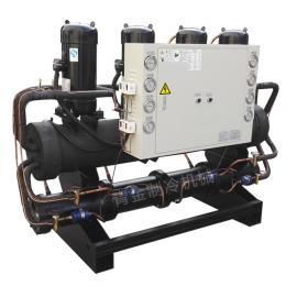 中央空调机组主机设备 新款开放式冷水机