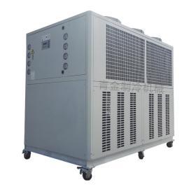 风冷式工业冷水机智能温控操作简单