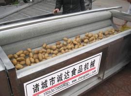 土豆清洗�C器