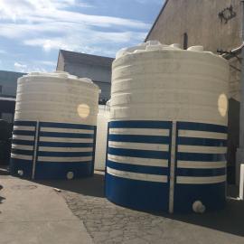 江 门50T 耐酸碱化工储罐盐酸储罐硫酸储罐滚塑一次成型