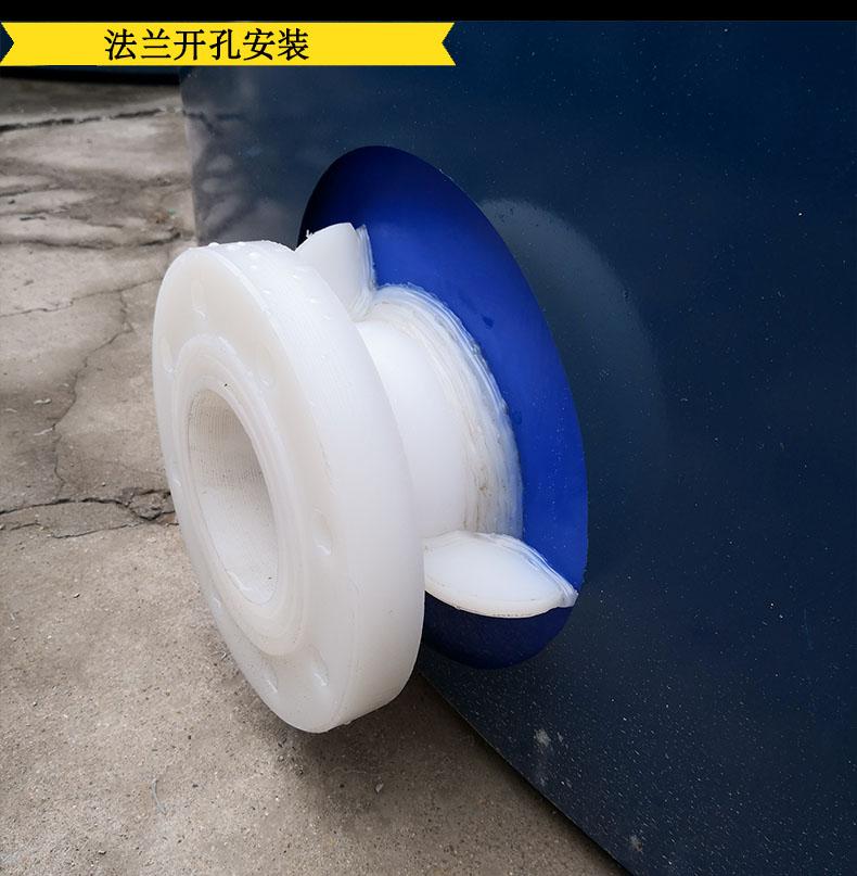 镇 江20T化工水箱盐酸水箱次氯酸钠水箱滚塑一次成型
