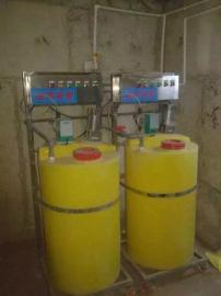 污水处理加药装置全自动加药设备药剂投加