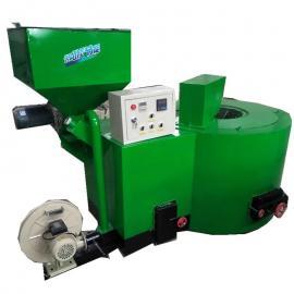工业再生熔铝炉 生物质颗粒熔铝炉 全自动坩埚浇铸熔化炉