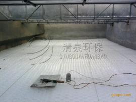 推荐:宜兴六角形蜂窝斜管填料安装图片