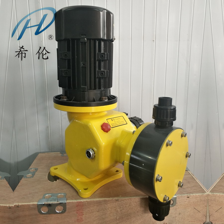 GM170/0.7机械隔膜计量泵