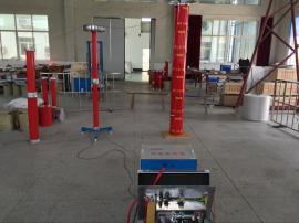 新式500kVA/50kV串联谐振耐压试验装置