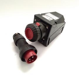 BCZ8050-32A防爆防腐插头插座工业插销