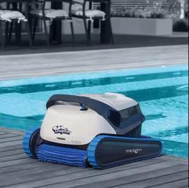美国进口海豚s300i全自动游泳池吸污机吸尘器