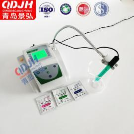 工业实验室浓度计水中氯离子检测仪