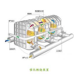 活性炭吸附浓缩催化燃烧系统,催化燃烧,废气处理工程