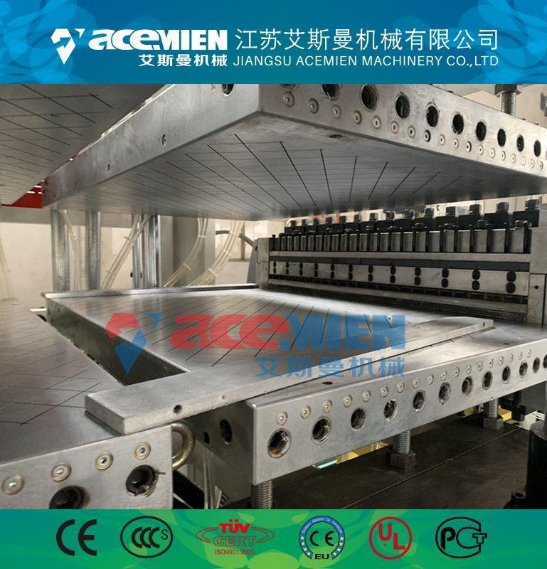 中空塑料建筑模板机器制造厂家、中空塑料建筑模板设备