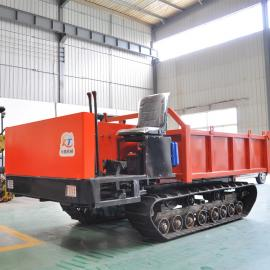 3吨履带运输车 沙石运输履带车 爬坡虎 全地形运输车