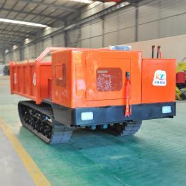 5吨履带运输车 小推XT-5T 爬坡虎 沙石木柴运输履带车