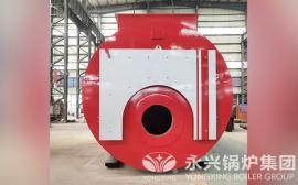 WNS型20吨蒸汽燃气锅炉 20吨燃气锅炉