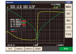 日本日置等效回路分析软件IM9000