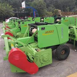 牧源机械 自走式玉米秸秆收割粉碎打捆机 青贮饲料粉碎打捆一体机 ST-hsj
