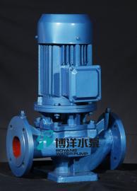 ISG,ISW,IRG系列立式管道离心泵,热水增压泵